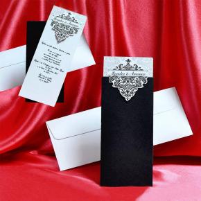 Сватбена покана AMOR 3374